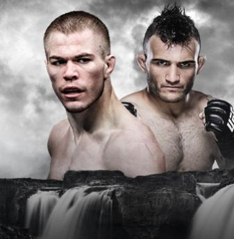 UFC Fight Night McDonald vs Lineker Live
