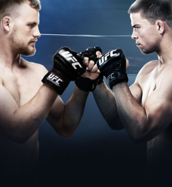 UFC Fight Night TBA vs. TBA UFC FIGHT PASS