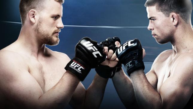 UFC Fight Night Gunnar Nelson vs Rick Story UFC FIGHT PASS