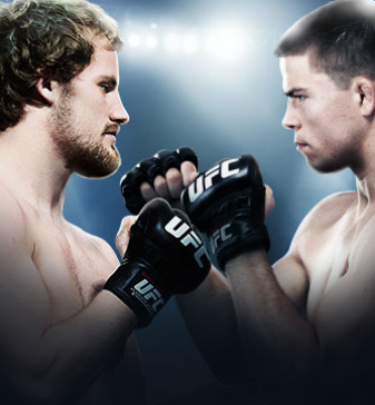 UFC Fight Night Nelson x Story No Combate