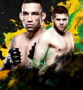 UFC Fight Night Werdum vs Tybura En direct sur TBD