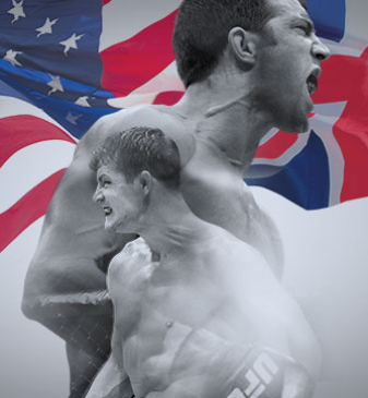 UFC Fight Night Rockhold vs. Bisping UFC FIGHT PASS