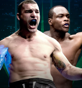 UFC Fight Night Shogun x Manuwa no Combate