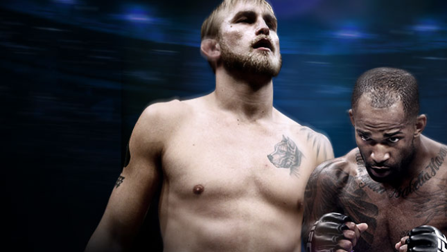 UFC Fight Night Gustafsson vs. Manuwa UFC Fight Pass