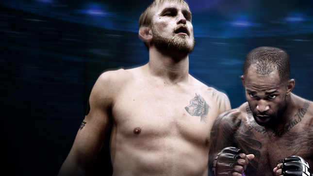 UFC Fight Night Gustafsson vs. Manuwa London