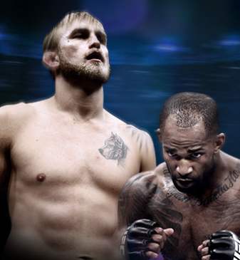 Fight Night Londres Gustafsson x Manuwa