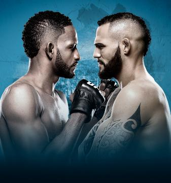 UFC Fight Night Magny vs. Ponzinibbio Live on FS1