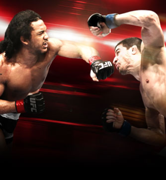 UFC Fight Night Henderson vs. Khabilov En vivo por UFC Network
