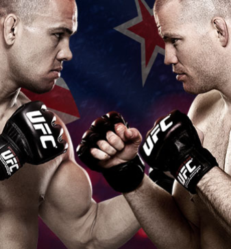 UFC Fight Night Te Huna vs. Marquardt En vivo por UFC Fight Pass