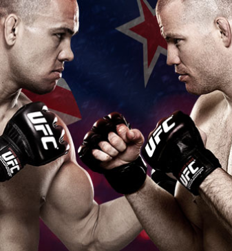 UFC Fight Night Te Huna vs. Marquardt En vivo por UFC Network