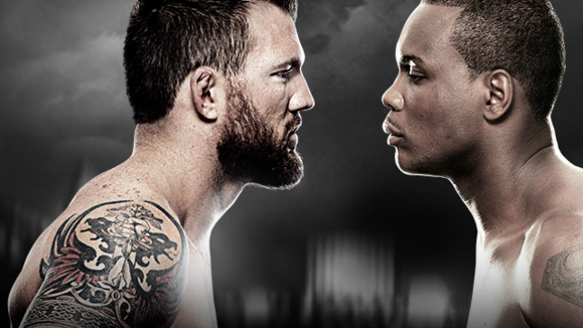 UFC Fight Night Ryan Bader vs Ovince Saint Preux Sportsnet 360