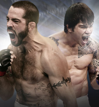 UFC Fight Night Brown vs. Silva Combate