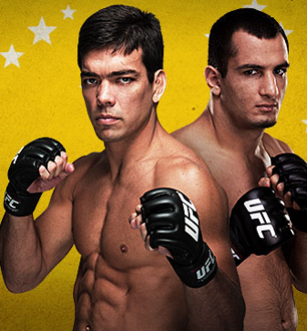 UFC Fight Night Machida vs. Mousasi BT Sport