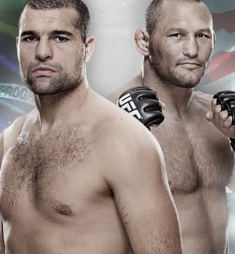 Fight Night Shogun x Henderson 2 no Combate
