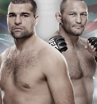 UFC Fight Night Shogun vs. Henderson 2 FOX Sports 1