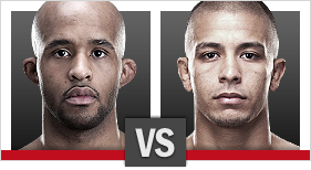 UFC: Johnson vs. Moraga Live on CMore