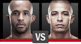 UFC: Johnson vs. Moraga Live on ESPN