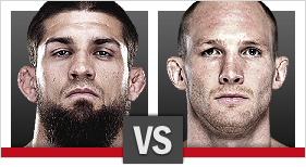 Court McGee vs. Ryan LaFlare