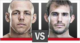 Ross Pearson vs. Ryan Couture