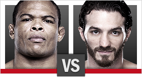 Francisco Trinaldo vs. Mike Rio