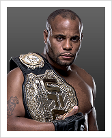 Daniel Cormier - Detentor do cinturão: Heavyweight