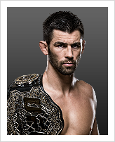 Dominick Cruz - Detentor do cintur&atilde;o: Bantamweight