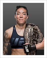 Germaine de Randamie - Title Holder: Women_Featherweight