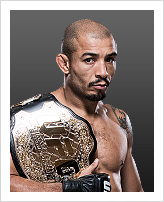 Jose Aldo - Titeltr&auml;ger: Featherweight