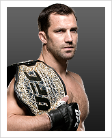 Luke Rockhold - Detentor do cinturão: Middleweight