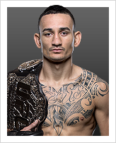 Max Holloway - Tenant en titre: Featherweight