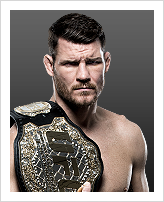 Michael Bisping - Detentor do cinturão: Middleweight