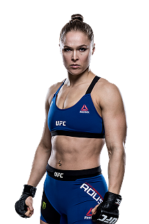 Girl ufc fighters
