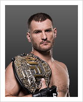 Stipe Miocic - Detentor do cinturão: Heavyweight