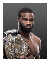 Tyron Woodley - Title Holder: Welterweight
