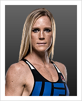 Holly Holm - Detentor do cinturão: Women_Bantamweight
