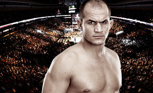 Junior Dos Santos - I believe