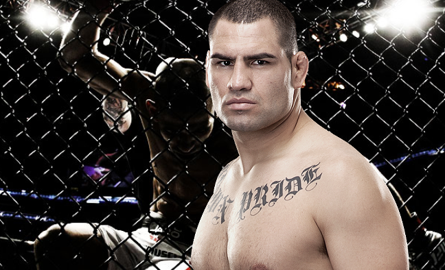Cain Velasquez - When I saw MMA 