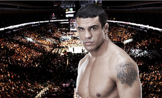 Vitor Belfort - The Octagon 