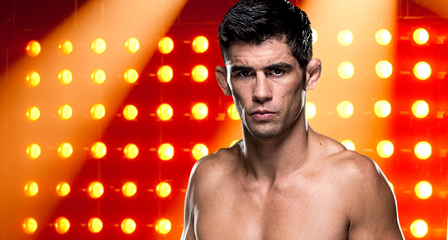 "Dominick Cruz - ""He is a champion,