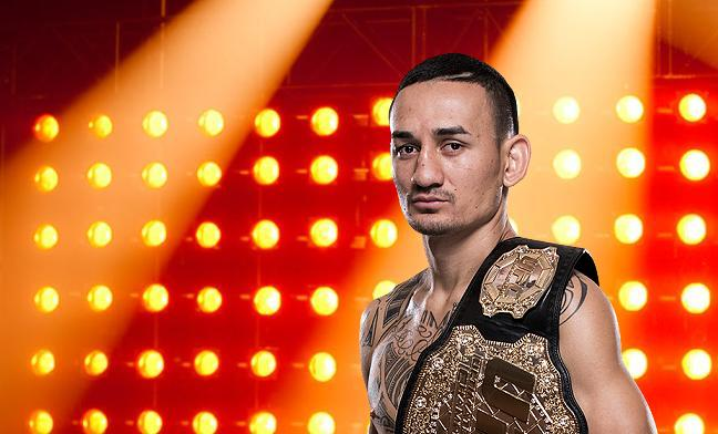"Max Holloway - ""You put them in