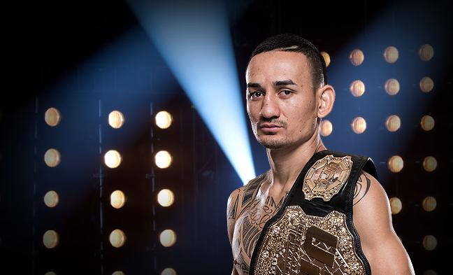 "Max Holloway - ""If you want to be the