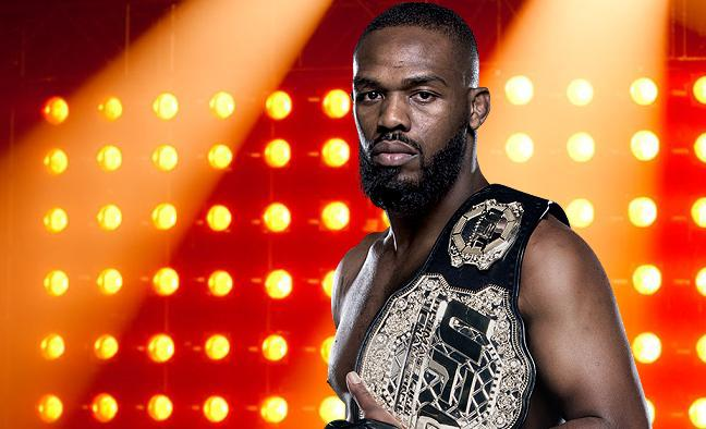 "Jon Jones - ""I'm on a mission