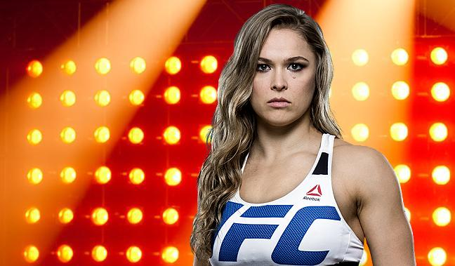"Ronda Rousey - ""Everyone better