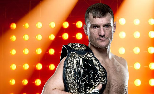 "Stipe Miocic - ""Cleveland we got