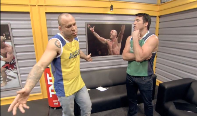 The Wanderlei Show