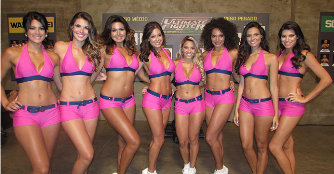 Octagon Girls!