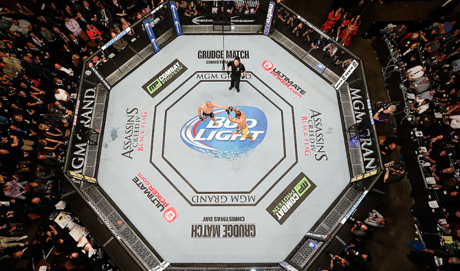 History Of The Octagon