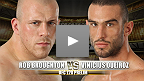 UFC® 120 Prelim Fight: Vinicius Queiroz vs Rob Broughton