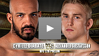 UFC&reg; 120 Prelim Fight: Alexander Gustafsson vs Cyrille Diabate