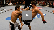 Matt Wiman and Thiago Tavares pulled out all the stops in what turned out to be 'fight of the night' at UFC® 85.